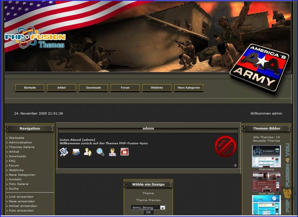 Screenshot Army Strong
