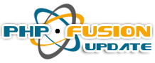 Screenshot PHP-Fusion Update