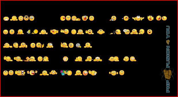 Screenshot 60 Animierte Smileys