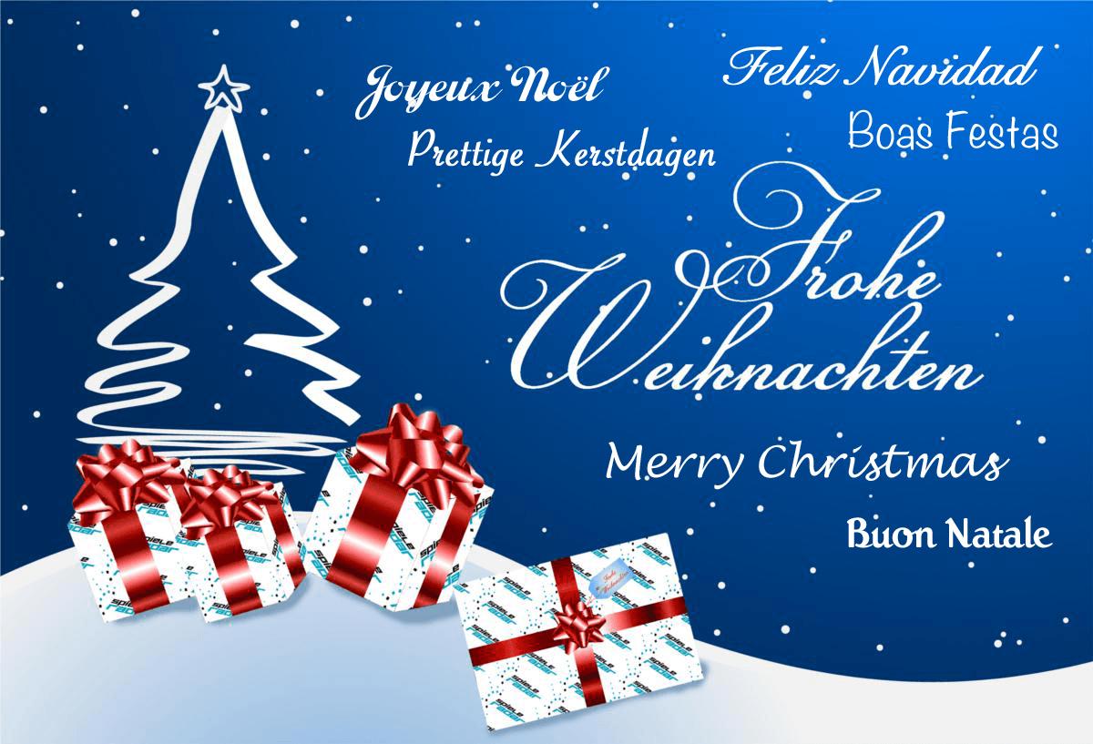 Wir Wünschen Euch Frohe Weihnachten Und Ein Gesundes Neues Jahr